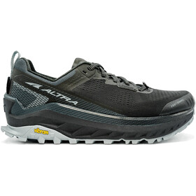 Altra Olympus 4 Running Shoes Women black/lt blue